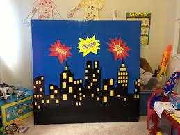 party city halloween photo props superhero city background template 1000 ideas about superhero