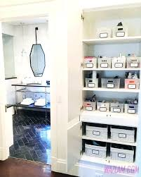 Storage Boxes Bathroom Linen Closets Linen Cabinet Closet Ideas Bathroom Storage Boxes