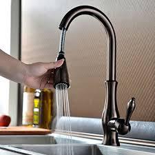 kohler rubbed bronze kitchen faucet faucet k 560 2bz in rubbed bronze by kohler inside kitchen