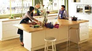 plan central cuisine ilot bois cuisine ilot cuisine bois cuisine design ilot central ilot