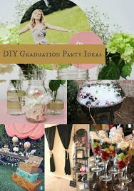 Homemade Graduation Party Centerpieces by Graduation Party Centerpieces Momadvice