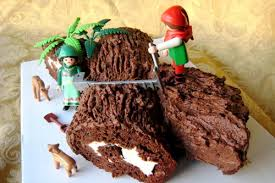 cuisine buche de noel an easy way to a buche de noel or yule log cake for