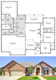 lucca energy efficient floor plans for new homes in san antonio