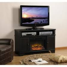 Faux Fireplace Tv Stand - furniture corner faux fireplace tv stand fireplaces electric