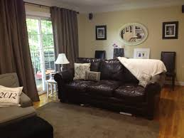 rustic living room furniture ideas with brown leather sofa living room living room ideas brown living room ideas with no tv