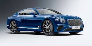 bentley coupe 4 door 2018 bentley continental gt revealed here in q2 2018 update