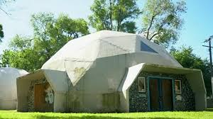 Geodesic Dome House Video Tour Unique Dome Home In Corktown Hits Market For