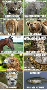 Animal Pun Meme - animal pun memes weknowmemes