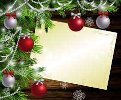 christmas greeting cards merry christmas greeting card with wood background vector 16