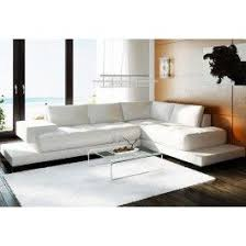 Sectional Bed Sofa by Best 25 White Leather Sectionals Ideas On Pinterest Leather
