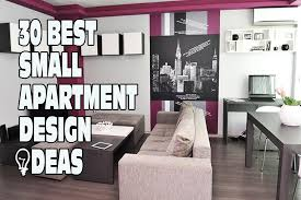 Best Small Apartment Design Ideas YouTube - Small apartments design pictures