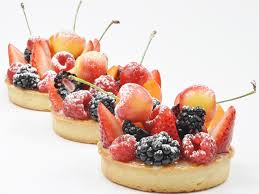 fruit tart cook diary