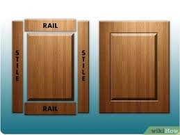 how to make cabinet doors even how to make cabinet doors 9 steps with pictures wikihow
