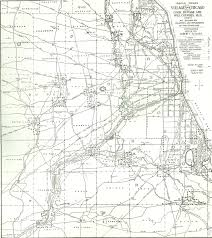 Illinois Map With Counties by Map Indian Trails And Village Of Chicago And Of Cook Dupage And
