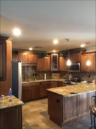 kitchen commercial electric recessed lighting lights above
