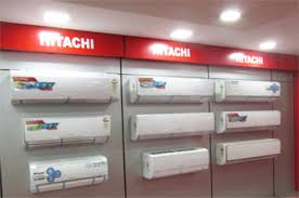 pavani enterprises tirupati best hitachi air conditioners showroom