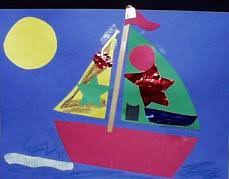 sailboat craft turned into pirate ship craft pirate storytime