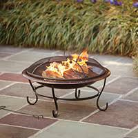 Backyard Firepits Pits Outdoor Heating The Home Depot