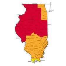 Radon Zone Map Palatine Illinois Radon Mitigation U0026 Reduction Swat Environmental