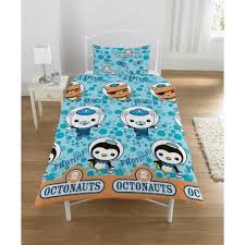 Octonauts Bed Set Characters Brands Single Bed Quilt Duvet Cover