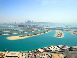 Where Is Dubai Located On The World Map by
