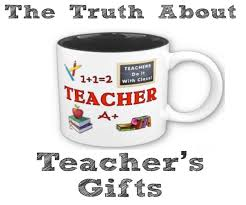 teacher gifts for christmas from students best images