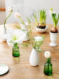 White Vases Ikea 560 Best Ikea Flowers Livet Hemma Images On Pinterest Ikea