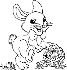 coloring pages easter bunny coloring coloring books
