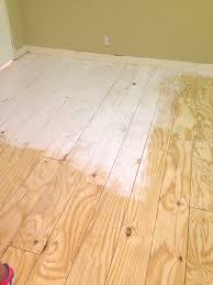 Plywood Remodelaholic Diy Plywood Flooring Pros And Cons Tips