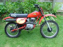 1983 honda xr200r u2013 an enduro bike that comes with the works