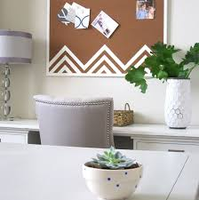 Interior Fetching Picture Of How To Build Home Office Decoration by 10 Ways To Update U0026 Decorate A Basic Cork Board Apartment Therapy