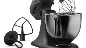 black tie stand mixer kitchenaid introduces limited edition artisan black tie stand mixer