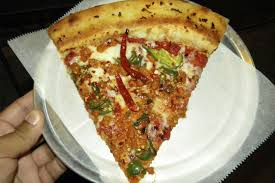 want to try our insanely spicy pizza with u0027hate sausage u0027 first