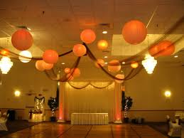 these lighted paper lanterns in orange are so beautiful great and