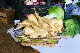 Spanish Root Vegetables - behind the french menu turnips navets parsnips panais and