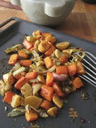 cuisiner les l馮umes d hiver légumes d hiver au four une autre cuisine