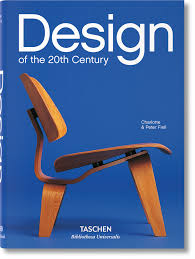 design of the 20th century bibliotheca universalis taschen books - Design Taschen