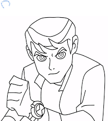 ben 10 colouring pages 12 u2013 coloringpagehub