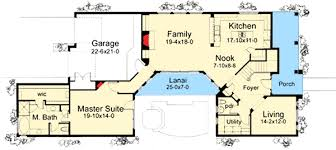 one floor plans with two master suites pretty design ideas house plans with 2 master suites 14 one