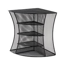 safco onyx mesh desk organizer onyx mesh desk corner organizer safco products