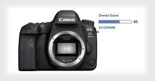 canon 6d mark ii sensor is good but it trails nikon and sony dxomark