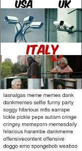 Usa Memes - usa italy lasnalgas meme memes dank dankmemes selfie funny party