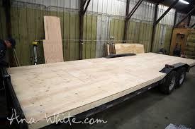 how to build a floor for a house how to stain plywood floor subfloor flooring tiny house build