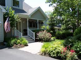 Curb Appeal Photos - does house landscaping increase home value retaining wall ideas