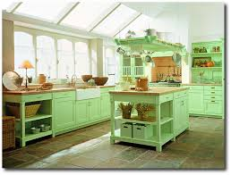 cottage kitchen furniture 5 gorgeous kitchens with boldly colored cabinets