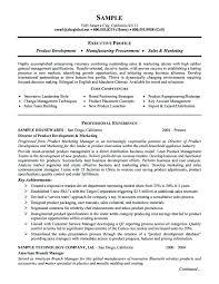 functional executive functional executive resume builder sle marketing product