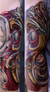 automotive tattoo sleeve tatmaker summer blogbuster