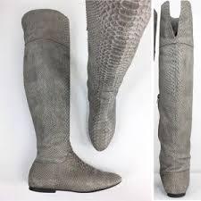 zara womens boots s zara shoes the knee boots on poshmark