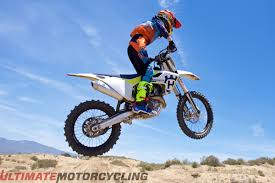 husqvarna motocross bikes 2017 husqvarna fc 450 first ride review 10 fast facts