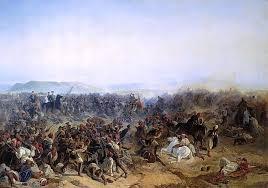 Ottoman Battles Peinture De La Bataille De Kurekdere Du 5 Août 1854 Crimean War